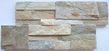 pièces de PATRON LE natursteinriemchen brique murale beige Clinker 18X35CM
