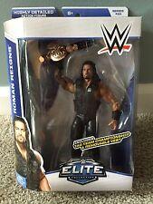 Mattel WWE Elite 33 Roman Reigns The Shield Believe THAT Cheap Worldwide Ship