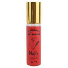 Jitterbug Perfume Majik Musk Natural Oil 12 ml Roll on Bottle Made in Australia