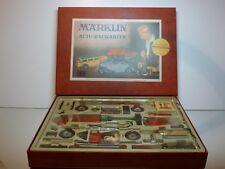 MARKLIN 1076 RENNWAGEN BAUKASTEN MERCEDES BENZ 1033 - RARE - VERY GOOD IN BOX