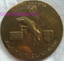 MED6372 - MEDAILLE XXX CORPS - ALAMEIN CUXHAVEN 1944-1945