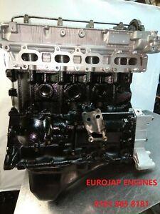 Mitsubishi L200 4D56U D-ID   DOHC 16V 2.5 TURBO DIESEL Engine 2006-2014