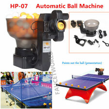 HP-07 Ping Pong Automatic Ball Machine Table Tennis Robots Ball Machine US Ship