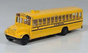 "Road Champs International Wayne Body School Bus 5"" Diecast Scale Model"
