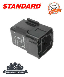 Standard Ignition Auxiliary Engine Cooling Fan Relay,Cargo Light