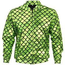 Abrigos y chaquetas de hombre verde verdes de sintético