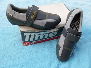 New Cycling Shoes Time Le Defi Action TWT size 40 france patent pending
