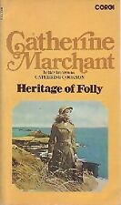 Heritage of folly - Catherine Marchant - Livre - 143506 - 2510106