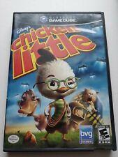 Disney's Chicken Little Nintendo Gamecube Game Complete CIB Tested
