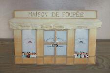 Cadre country corner - Maison de poupée