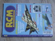 $$5 Revue RCM N°243 Plan encarte Bonobo  Jets Over 77  JR PCM 10x  Lazy Sparrow