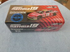 ACTION RACING - JEREMY MAYFIELD #19- 2002 DODGE INTREPID R/T- 1:24 - 13,344 MADE