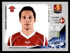 Panini Champions League 2012-2013 Morten Nordstrand FC Nordsjælland No. 369