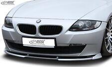 Front Spoiler, Extension, Lip Spoiler, Splitter BMW Z4 E85, E86 2006+