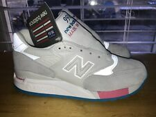 NEW BALANCE 998 Made In The USA Grey Multicolor M998AWB Sz 6.5 New