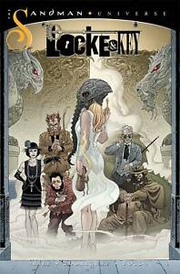 Locke & Key Sandman Hell & Gone #1 You Pick From Main & Variant Covers IDW 2021