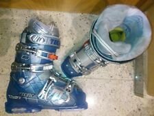 TOP Skistiefel Skischuhe TECNICA VENTO 8 GR 38 MP24,5 creme cristalblue WOW NEUw