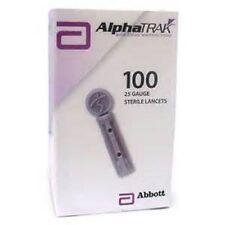 Alphatrak 2 Lancette Confezione da 100 Pet, servizio di prima qualità, spedizione veloce.