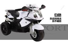 Kids Motor Bike white