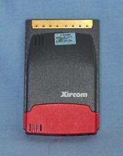 Xircom RealPort CardBus Ethernet 10/100+ Modem 56K RBEM56G-100 PCMCIA Laptop LAN
