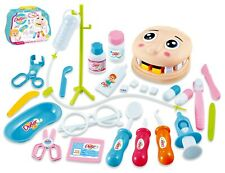 My Dentist Clinic Set Role Play with Accessories Doctor Set - Ideal Kids Gift
