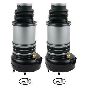2* Air suspension air spring strut 4H0616002M For Audi A8 D4 2.5 3.0TDI 4HC 4H2
