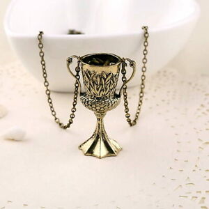 Harry Potter Helga Hufflepuff-Cup-Horkrux Initial, Gift For Fans