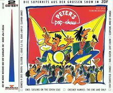 Peter's Pop Show - 2CDs Die Toten Hosen Scorpions Gianna Nannini Peter Maffay