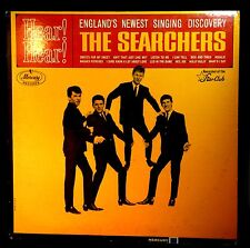 THE SEARCHERS - Hear! Hear! / Recorded at the Star Club - LP (1964)