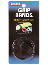 Tourna Grip Bands - Holds Your Overgrip In Place - Free P&P