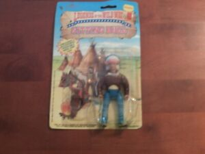 Legends of the Wild West Sitting Bull Action Figure