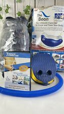 """""""The Bean"""" Ultimate Exerciser Shape Tone Body Rocking Action W/ Pump And DVD"""