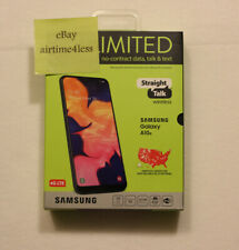 "*NEW* Straight Talk Samsung Galaxy A10e 5.8"" 32gb Android Smartphone"