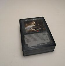 Middle Earth CCG - Dark Minions Complete Common Set - MECCG Cards