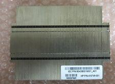 HP DL360 G5 CPU Processor Heat Sink PN: 410749-001, 412210-001