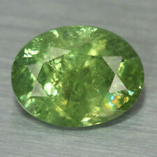Oval Loose Demantoid Garnets