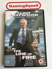 In the Line of Fire DVD, Supplied by Gaming Squad