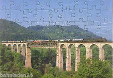 Eisenbahn Kinder-Puzzle  ·  Elektro-Lokomotiven Ae 4/7 SBB  ·  NEU/OVP