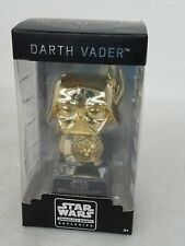 Funko Star Wars Smugglers Bounty Exclusive Gold Darth Vader BOSS 2015
