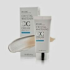 3W Clinic Crystal Whitening CC Creams Color Change Corrector #2 Natural Beige