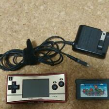 Nintendo Game Boy AdvanceMicro Nintendo Colors Super Mario Advance from jAPAN