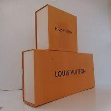 2 emballages publicité packaging papier LOUIS VUITTON vintage art déco PN France