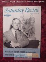 Saturday Review August 29 1959 ALLEN NEVINS IRA GERSHWIN Stanley Walker