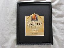 LA TRAPPE TRAPPIST   BEER SIGN   #1359