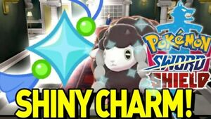 ✨ Pokemon Shield & Sword + DLCs Living Pokedex [SHINY CHARM] ✨