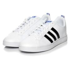 Adidas 3S Advantage Sneaker Skater Freizeitschuh Schuh Halbschuh Weiß 42 / 8
