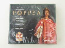MONTEVERDI - L'INCORONAZIONE DI POPPEA - BOX 3 CD VIRGIN CLASSICS 1990 UK - NEW!