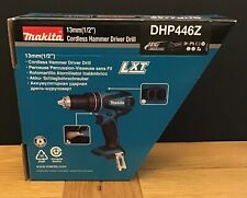 Makita DHP446Z 14.4v 2 Speed LXT Hammer Drill Driver Bare Unit