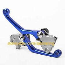 For Yamaha YZ250F/YZ426F/YZ450F 2009-2018 CNC Pivot Brake Clutch Lever Set 2016