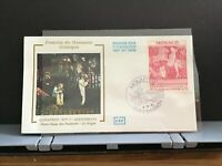 Monaco 1972 Protection of Historical Monuments First Day  stamp cover R31589